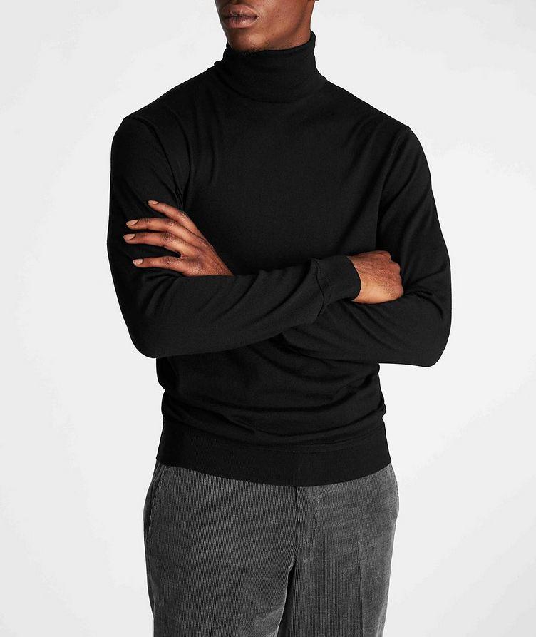 Wool-Cashmere Turtleneck image 1
