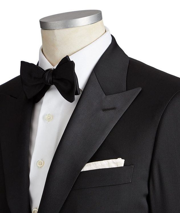 Slim Fit Stretch-Wool Tuxedo picture 2