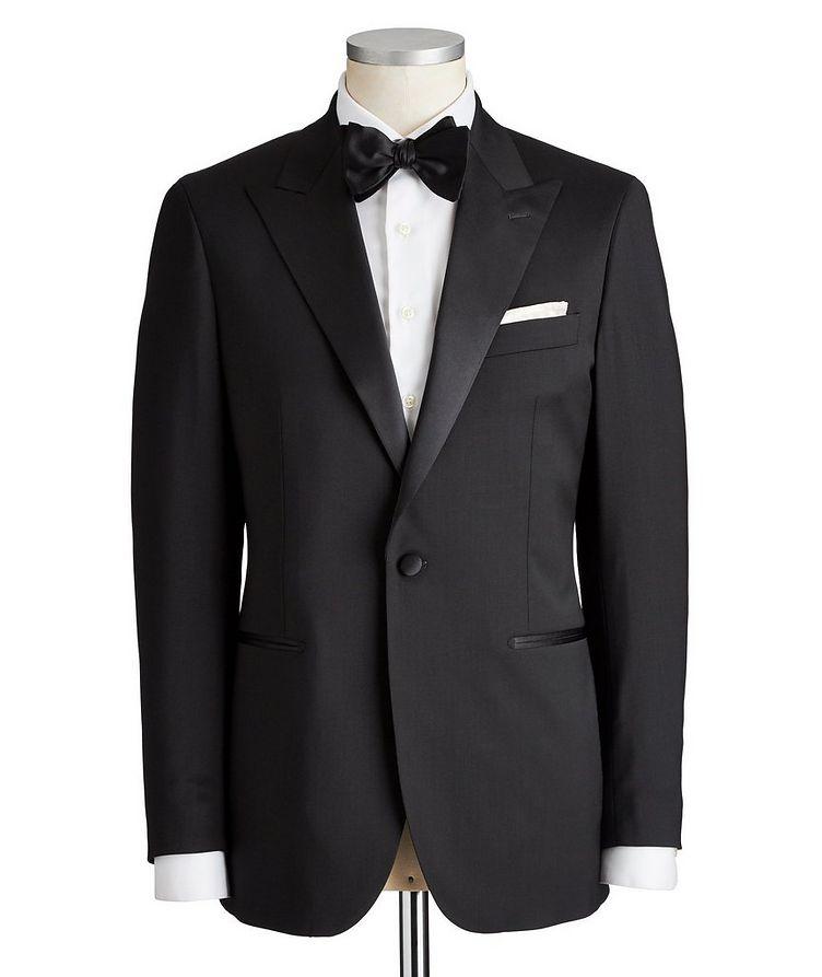 Slim Fit Stretch-Wool Tuxedo image 0