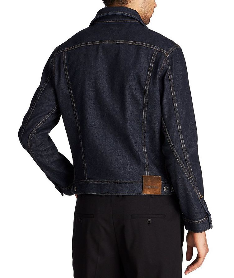 Denim Trucker Jacket image 1
