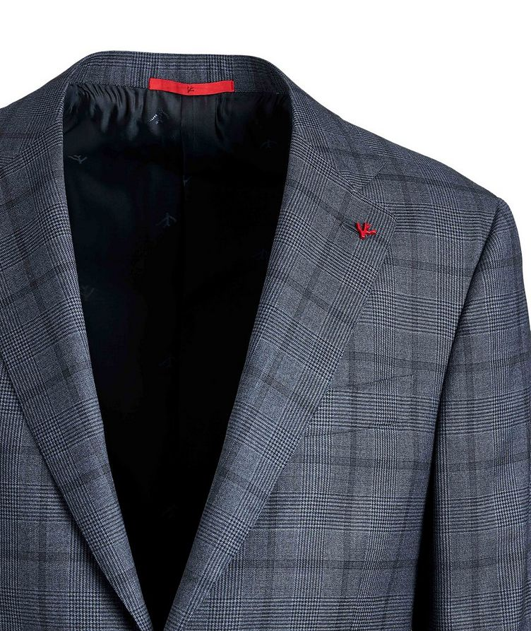 Sanita Checked Suit image 2
