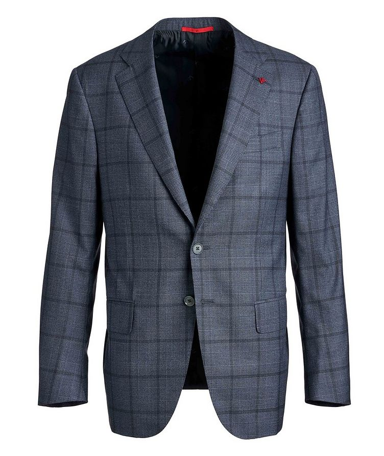 Sanita Checked Suit image 0