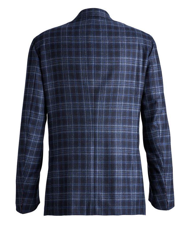 Checked Cashmere Sports Jacket image 1