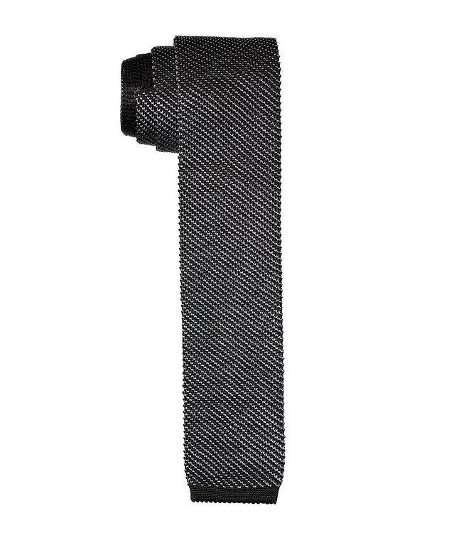 Knitted Silk Tie picture 1
