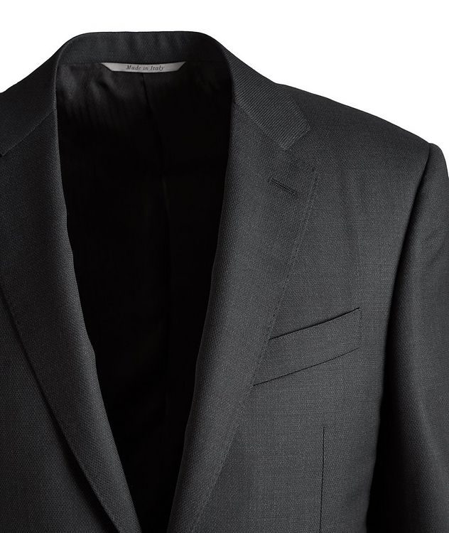 Slim-Fit Exclusive Wool Suit picture 3