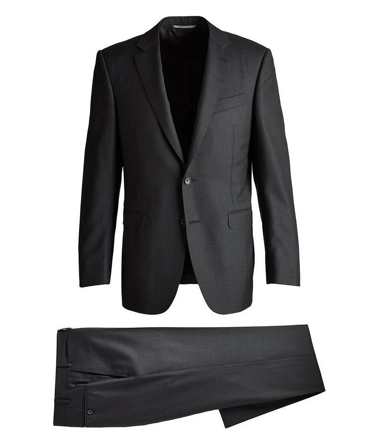 Slim-Fit Exclusive Wool Suit image 0