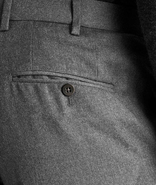 Pantalon habillé en laine picture 3