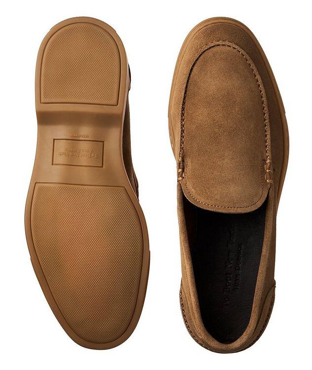 Flex Suede Venetian Loafers picture 3