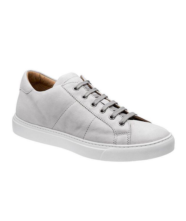Chaussure sport en suède picture 1