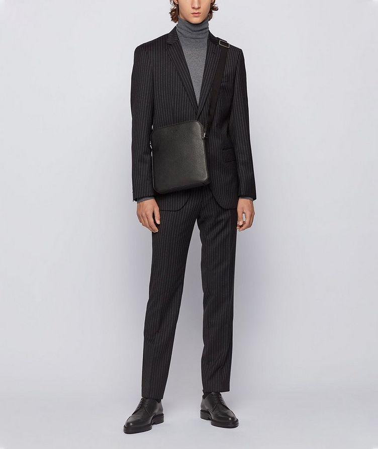Leather Envelope Bag image 3