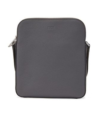 BOSS Leather Envelope Bag