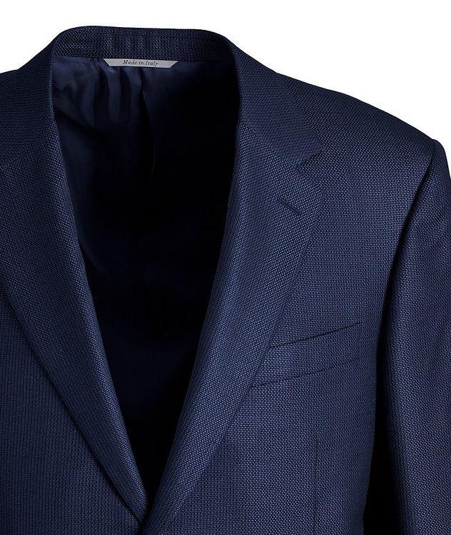 Silk-Wool Sports Jacket picture 2
