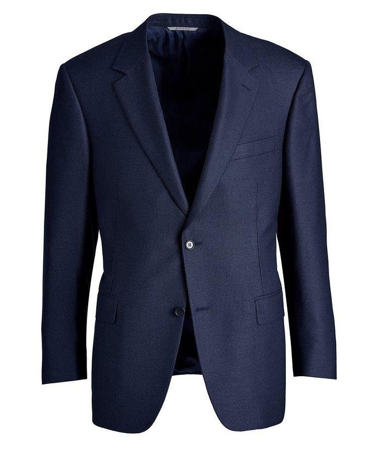 Silk-Wool Sports Jacket image 0