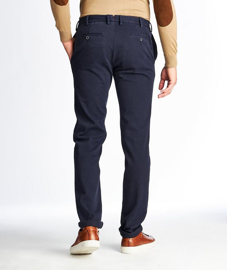 Stretch Cotton Chinos image 1