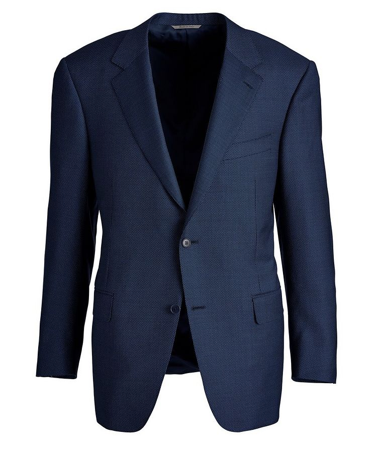 Bird's Eye Wool Sports Jacket image 0