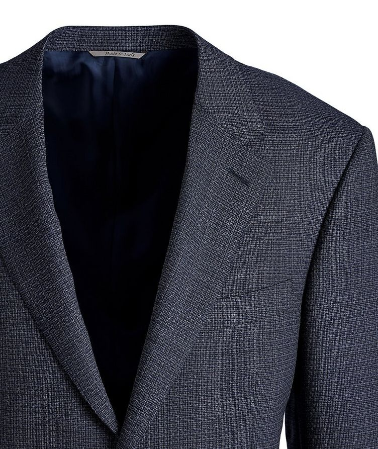 Travel Wool Sports Jacket image 1