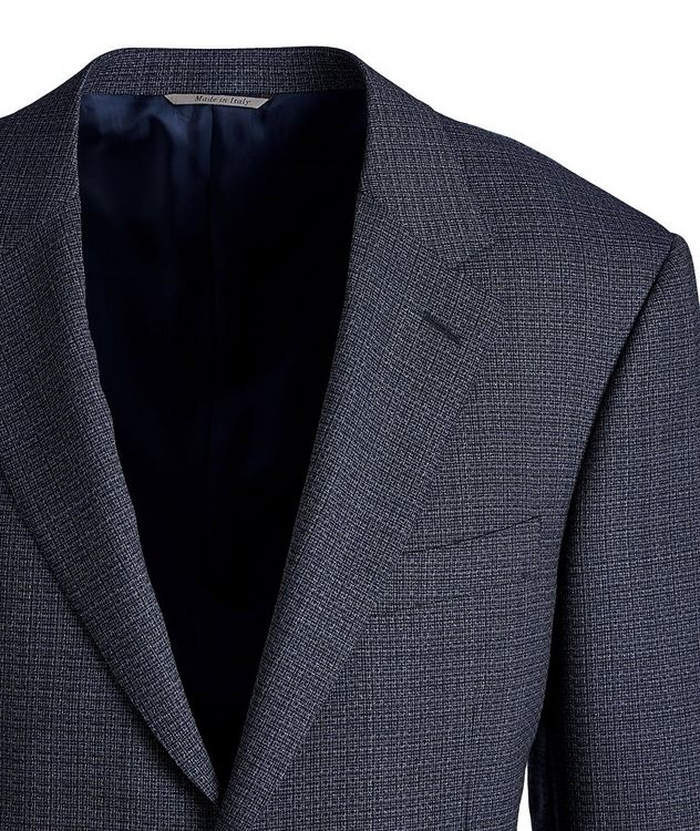 Travel Wool Sports Jacket picture 2