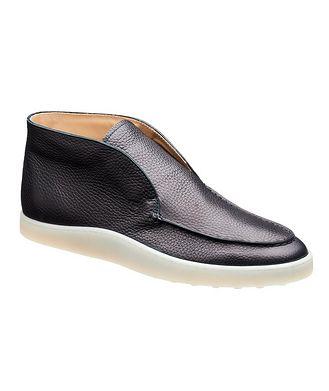 Tod's Elkskin Chukka Boots