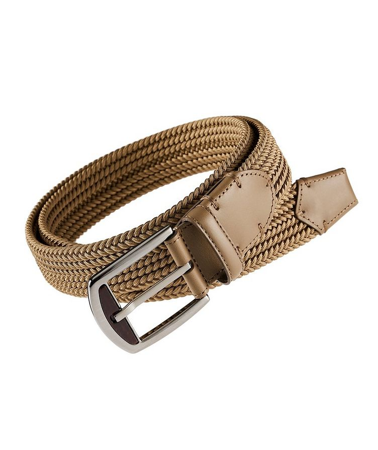 Woven Stretch Belt image 0