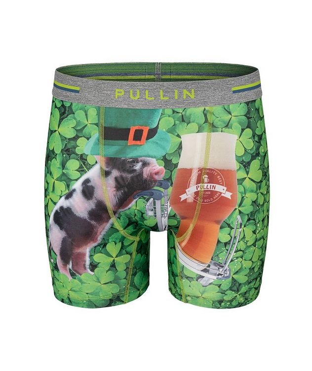 Fashion 2 PIGBEER Boxers picture 1