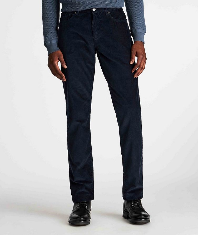 Tailored Fit Corduroys image 1