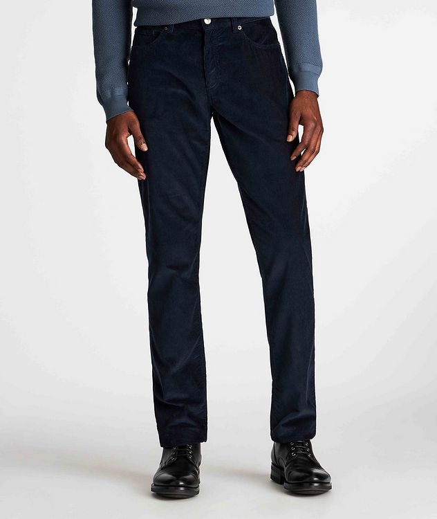Tailored Fit Corduroys picture 2