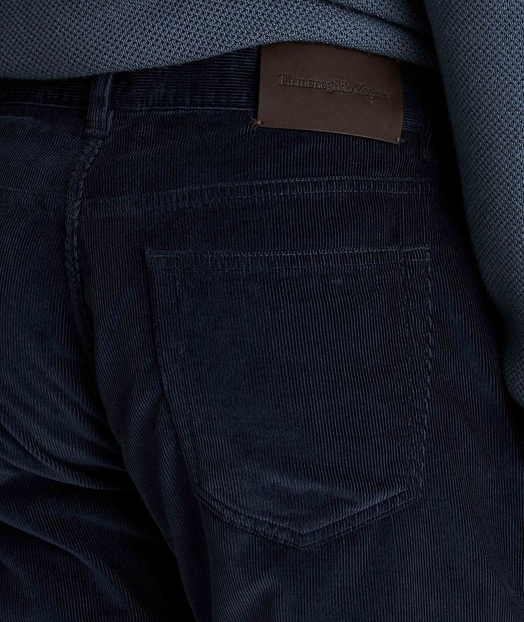 Tailored Fit Corduroys image 3