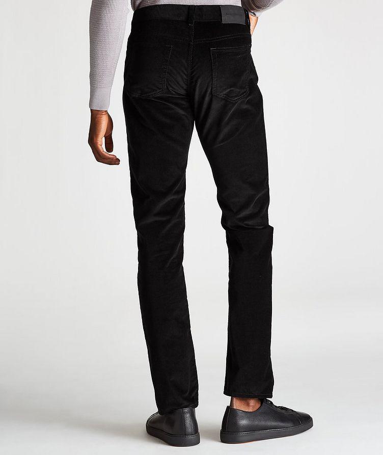 Straight-Fit Corduroy Pants image 1