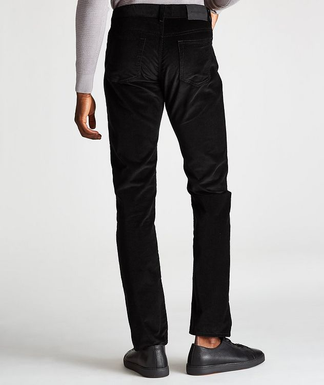 Straight-Fit Corduroy Pants picture 2