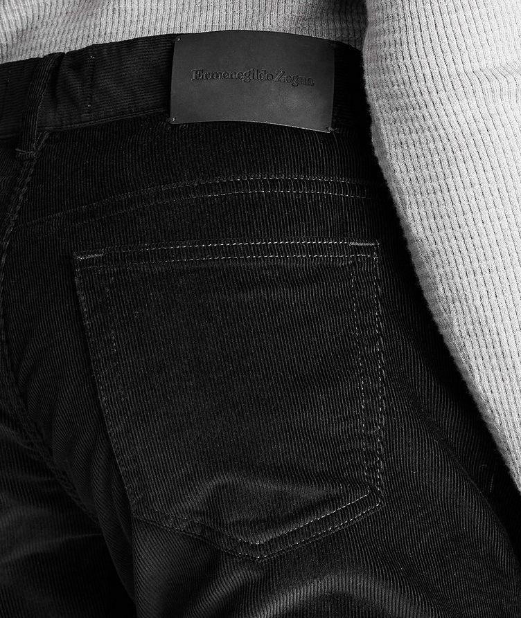 Straight-Fit Corduroy Pants image 2
