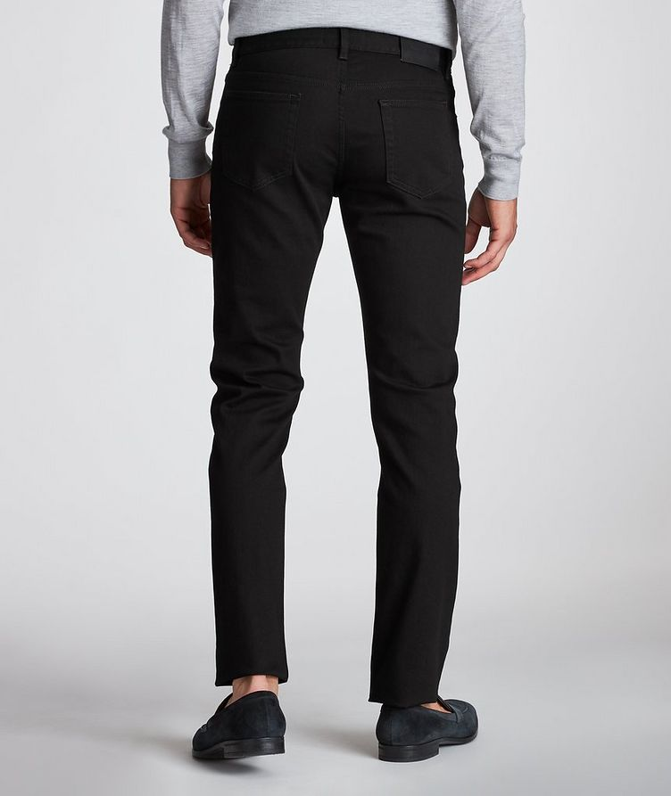 Tailored Fit Straight Leg Jeans image 2