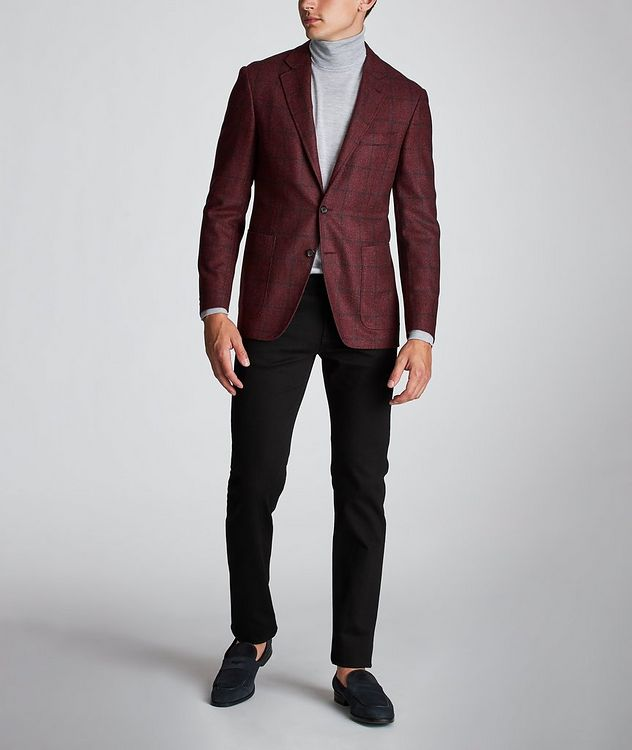 Tailored Fit Straight Leg Jeans picture 5