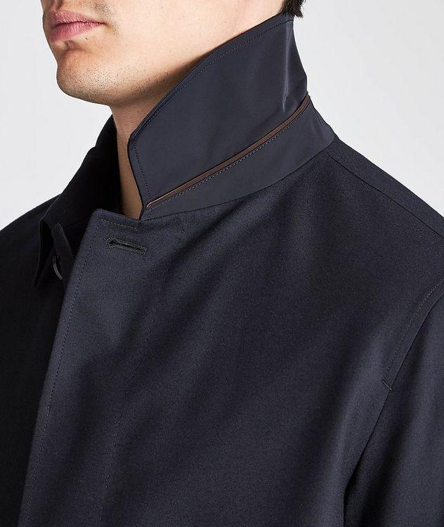 Reversible Water-Repellent Coat picture 5