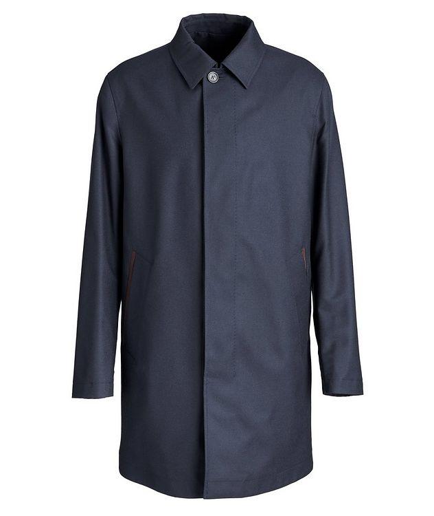 Reversible Water-Repellent Coat picture 1