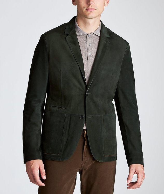 Lambskin Sports Jacket picture 2
