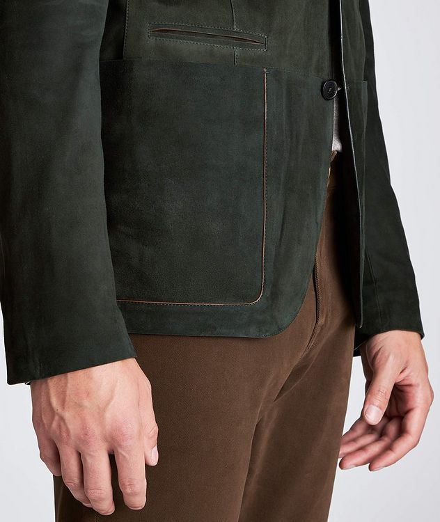Lambskin Sports Jacket picture 4