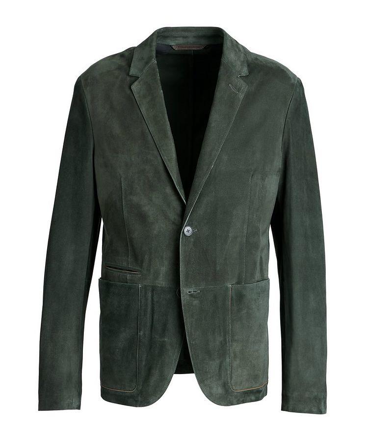 Lambskin Sports Jacket image 0