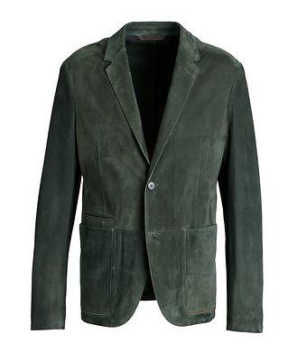 Ermenegildo Zegna Lambskin Sports Jacket