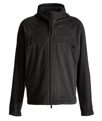 Ermenegildo Zegna Elements Lite Water-Repellent Cashmere Jacket