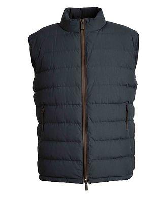Ermenegildo Zegna Water-Repellent Down Vest