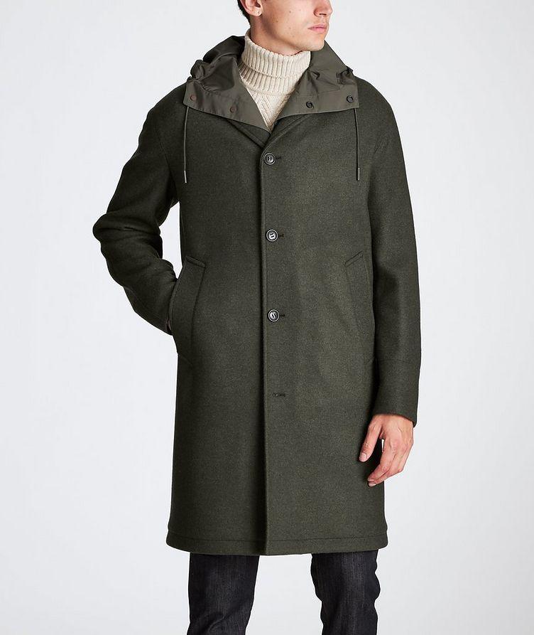 Jerseywear Wool-Cashmere Overcoat image 1