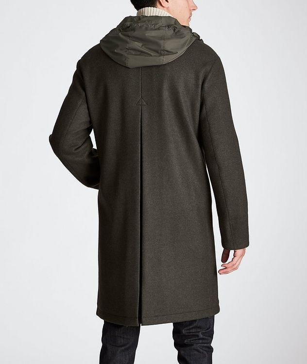 Jerseywear Wool-Cashmere Overcoat picture 3