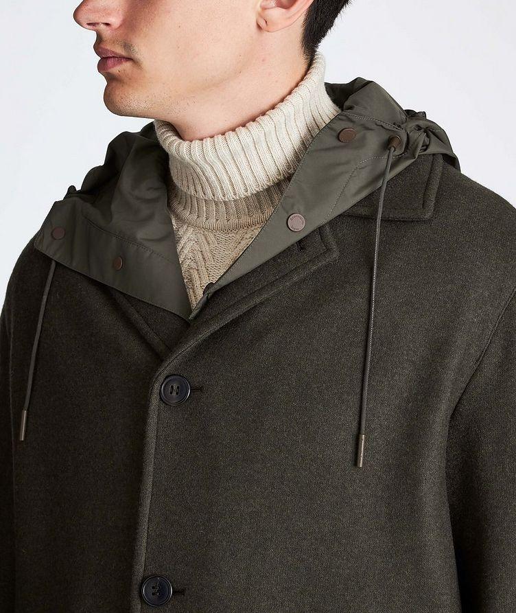 Jerseywear Wool-Cashmere Overcoat image 3