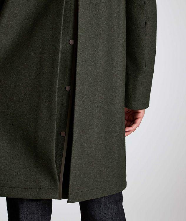 Jerseywear Wool-Cashmere Overcoat picture 5
