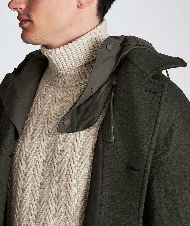 Jerseywear Wool-Cashmere Overcoat picture 6
