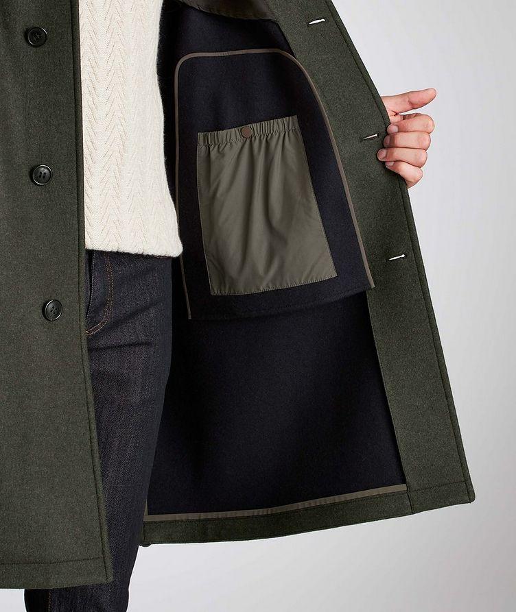 Jerseywear Wool-Cashmere Overcoat image 6