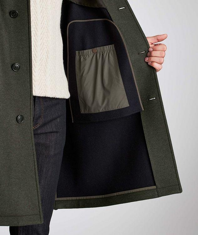Jerseywear Wool-Cashmere Overcoat picture 7