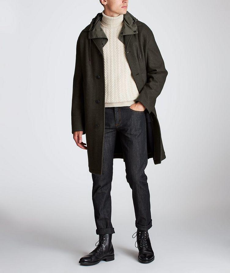 Jerseywear Wool-Cashmere Overcoat image 7