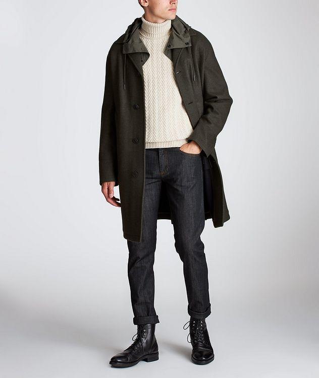 Jerseywear Wool-Cashmere Overcoat picture 8