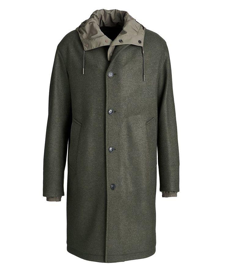 Jerseywear Wool-Cashmere Overcoat image 0